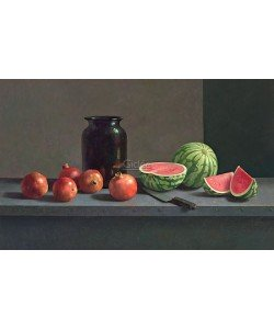 Henk Helmantel, Watermelon and pomegranates