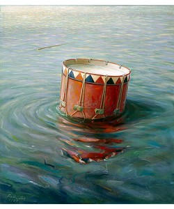 Rein Pol, Floating drum