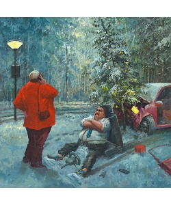 Marius van Dokkum, We'll be somewhat later