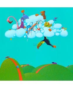 Jasper Oostland, Cloud birds