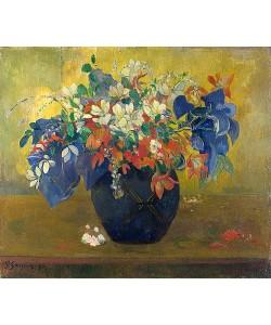 Paul Gauguin, Blumen in einer Vase. 1896