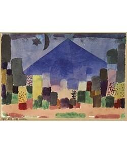 Paul Klee, Der Niesen 1915