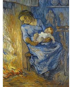 Vincent van Gogh, L'homme est en mer. 1889