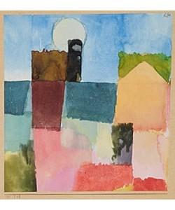 Paul Klee, Mondaufgang