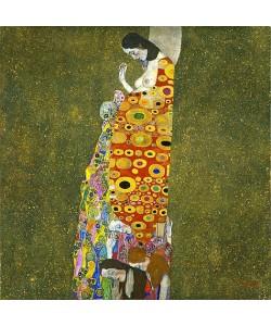 Gustav Klimt, Die Hoffnung II. 1907