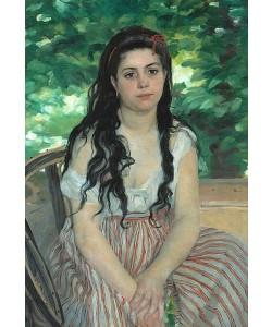 Auguste Renoir, Im Sommer. 1868