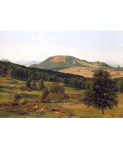 Albert Bierstadt, Berg und Tal (Hill and Dale).