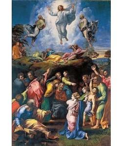 Raffael (Raffaello Sanzio), Transfiguration. Ca. 1519-20.