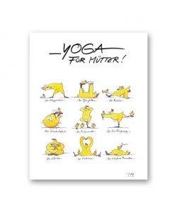 Peter Gaymann, Yoga für Mütter