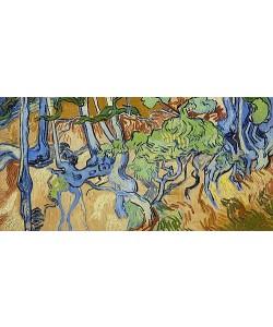 Vincent van Gogh, Baumwurzeln. 1890