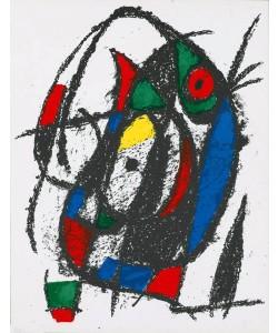 Miro Joan Volume 2 Blatt 4a (Lithog.Buchauflage)