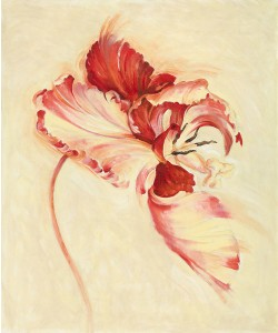 Elisabeth Verdonck, RED TULIP I