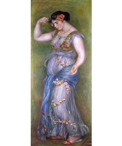 Auguste Renoir, Tanzendes Mädchen mit Kastagnetten. 1909