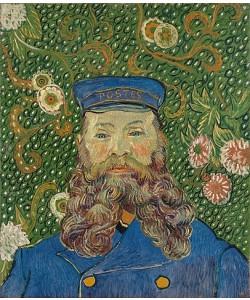 Vincent van Gogh, Porträt von Joseph Roulin. 1889