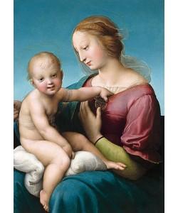 Raffael (Raffaello Sanzio), Die Niccolini-Cowper Madonna. 1508