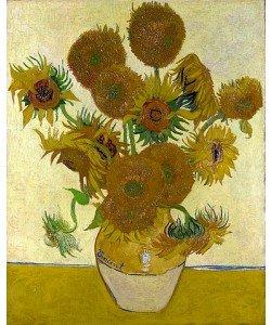 Vincent van Gogh, Sonnenblumen. 1888
