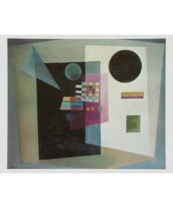 Wassily Kandinsky, Behauptend (1926)