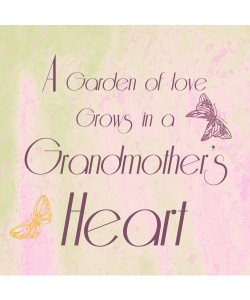 Sheldon Lewis, GRANDMOTHERS HEART I