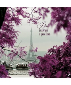 Tracey Telik, THROUGH THE PARIS II