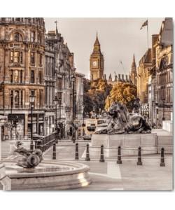 Frank Assaf, London in Gold