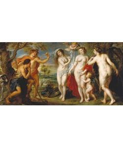 Peter Paul Rubens, Das Urteil des Paris. 1638/39