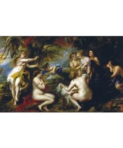 Peter Paul Rubens, Diana und Kallisto. 1638/40.