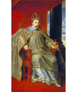Peter Paul (Schule) Rubens, Sigismund III. Wasa, König von Polen 1566-1632.