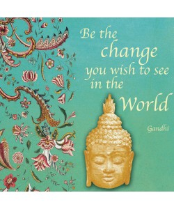 Marilu Windvand, BE THE CHANGE I