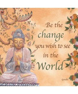 Marilu Windvand, BE THE CHANGE II
