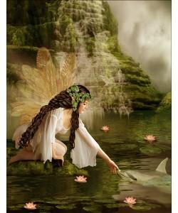 Babette, WATER FAIRY