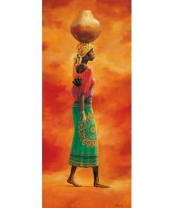 Renee, African lady 1-3
