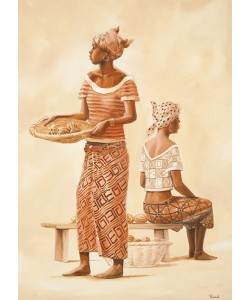 Renee, African family II
