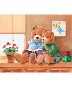 Jasper, Mrs. And Mr. Bear II