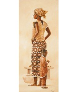 Renee, African family III
