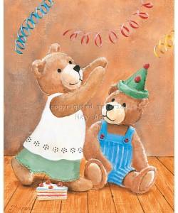 Jasper, Party bears