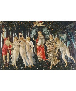 Sandro Botticelli, Der Frühling. 1478