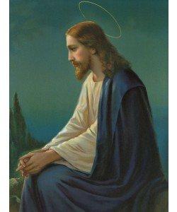 Anonym, CHRISTUS AM ÖLBERG