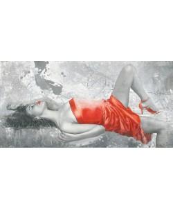 Enrico Sestillo, LADY IN RED