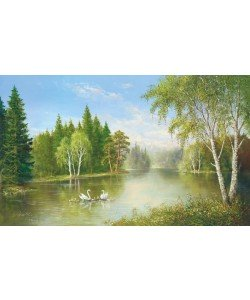 Helmut Glassl, BEAUTIFUL LAKE