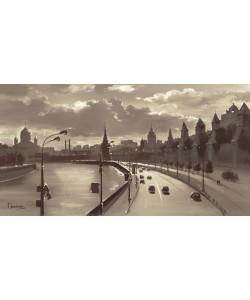 Ryazanov, THE MOSCOW KREMLIN RIVER WALK