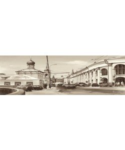 Ryazanov, WARWARKA STREET MOSCOW