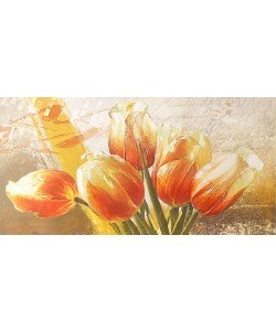 Enrico Sestillo, ORANGE TULIPS