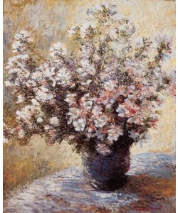 Claude Monet, Blumenvase