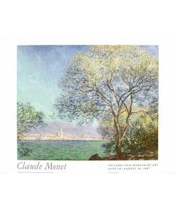 Claude Monet, Antibes