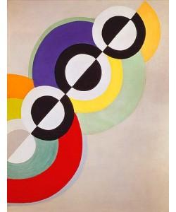 Robert Delaunay, Prismen. 1934.