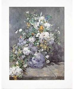 Pierre-Auguste Renoir, Frühlingsstrauß (Offset)