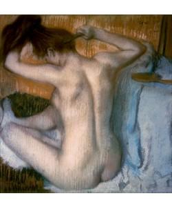 Edgar Degas, Toilette
