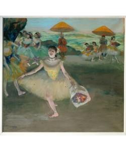 Edgar Degas, Danseuse sur la scene