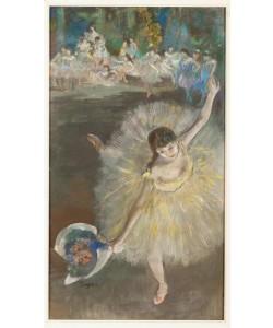 Edgar Degas, Danseuse – Fin d'Arabesque