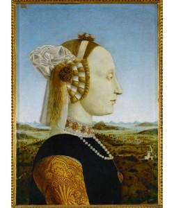 Piero della Francesca , Battista Sforza
